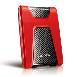 Adata Durable HD650 2TB USB3.1 piros külső HDD