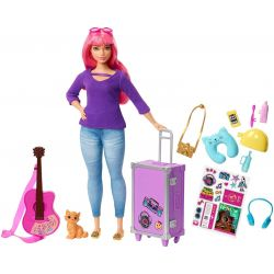Mattel Barbie (FWV26) - Dreamhouse Adventures Daisy baba
