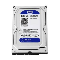 "Western Digital 500GB 3,5"" Green 5400rpm SATA-600 64MB (WD5000AZRZ) Belső HDD"