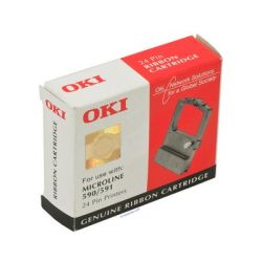 OKI Microline black| 590B | fekete festékszalag
