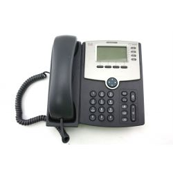 Cisco SPA504G 4-Line IP Phone with Display, PoE and PC Port szürek Voip telefon