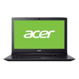 Acer Aspire 3, 15.6, Intel Celeron, 4GB DDR3, 128GB SSD, Linux, fekete notebook