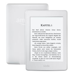 "Amazon Kindle PaperWhite 3 6"" 4GB fehér E-book olvasó"