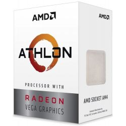 AMD Athlon 240GE AM4 3,5GHz BOX processzor