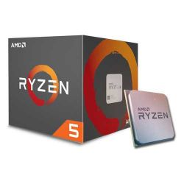 AMD Ryzen 5 1600X 4,0GHz AM4 (Ventillátor nélkül) Box processzor