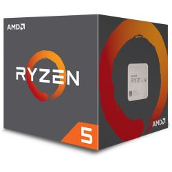AMD Ryzen 5 1500X AM4 3,5GHz Box processzor