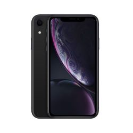 "Apple iPhone XR 6.1"" 4G 64GB fekete mobiltelefon"