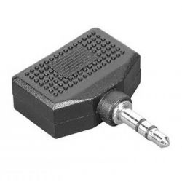 Hama 43353 3,5mm stereo jack elosztó adapter