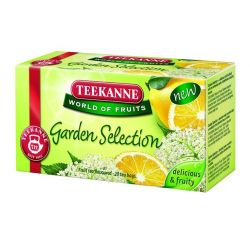 Teekanne World of Fruits Garden Selection 20x2,75g filteres gyümölcs tea