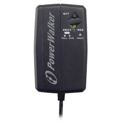 Power Walker UPS DC/Buffering power supply 12V / 2,1A / 25W / 2,6AH Battery Szünetmentes táp