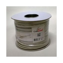 Gembird SFTP solid cable, cat. 6A, LSZH, 305m, gray