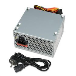 iBOX CUBE II ATX 500W, 12 cm ventilátor tápegység