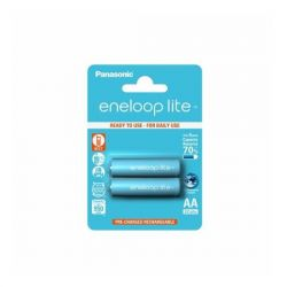 Panasonic Eneloop Lite R6/AA 950mAh, 2 Pcs, Blister akku elem