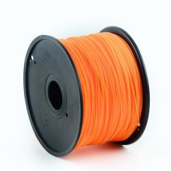 Gembird ABS / Narancs / 1,75mm / 1kg filament