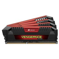 Corsair 32GB (4x8GB) Vengeance Pro 2400MHz DDR3 CL11 Dual-channel memória