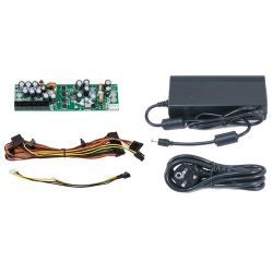 Chieftec 120W CDP-120ITX AC fekete power adapter