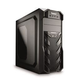 Chs BAR-0911_KESZLET2 Barracuda, Core i5-8400 2.8GHz fekete számítógép