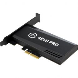 Elgato Game Capture 4K60 Pro HDRH.265/H.264 fekete digitalizáló