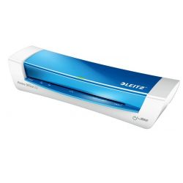 """LEITZ """"iLam Home Office"""" A4 80-125 mikron kék laminálógép"""