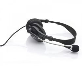 Esperanza EH115 PRESTO mikrofonos sztereó fejhallgató