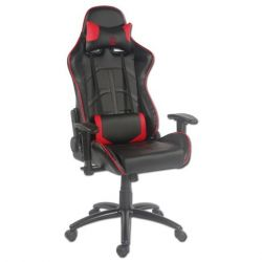 LC Power LC-GC-1 fekete-piros gamer szék