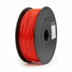 Gembird ABS Flashforge 1.75mm 0.6kg piros filament