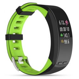 Garett Fit 23 GPS fekete - zöld okoskarkötő