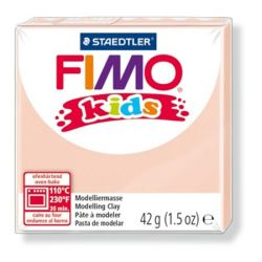 Fimo Kids égethető bőrszínű gyurma (42 g)