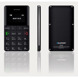 "Blaupunkt FXS 01 0.96"" Single Sim 2G fekete mobiltelefon"