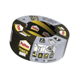 Henkel Pattex Power Tape 50 mm x 50 m ezüst ragasztószalag