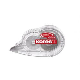 """KORES """"Refill Roller"""" 4,2 mm x 10 m cserélhető hibajavító roller"""