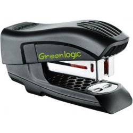 "MAPED ""Greenlogic Mini"" 24/6, 26/6, 12 lap, fekete tűzőgép"