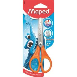 Maped Essentials Soft 13 cm iskolai olló