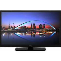 "Hitachi 24HE1100 24"" HD Ready fekete LED TV"