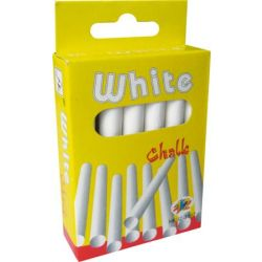 Fehér kerek táblakréta
