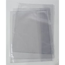 VICTORIA A4 90 mikronos PVC víztiszta spirálfüzetborító