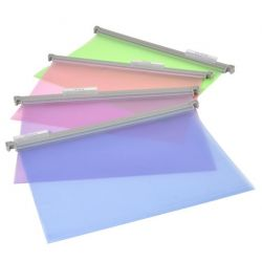 """VIQUEL """"Propysoft"""" műanyag vegyes színű függőmappa"""