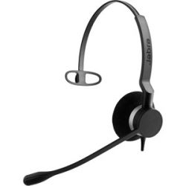 Jabra BIZ™ 2300 (2393-829-109) USB Mono vezetékes fekete headset