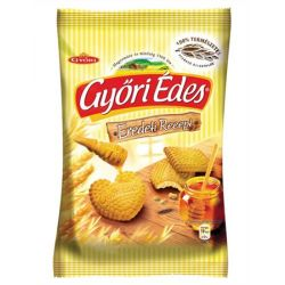 """Győri """"Győri édes"""" 180 g mézes keksz"""