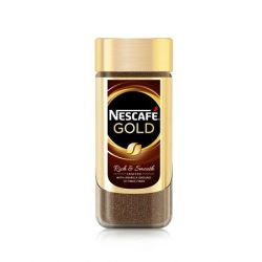 Nescafé Gold 100 g üveges instant kávé