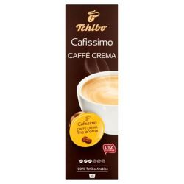 "TCHIBO ""Cafissimo Café Crema Fine"" 10 darabos kévékapszula"