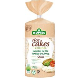 "KUPIEC ""Slim"" 90 g natúr puffasztott rizs"