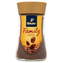 "TCHIBO ""Family"" 100 g üveges instant kávé"