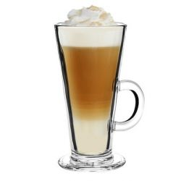 GastroLine 31 cl 2 db-os lattespohár szett füllel
