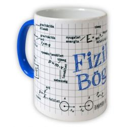 Teásbögre fizika mintával (32 cl)