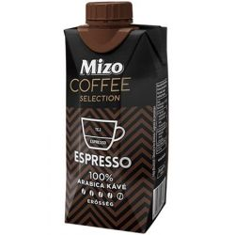 Mizo Espresso 0,33 l UHT zsírszegény kávéválogatás visszazárható dobozban
