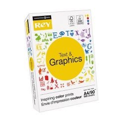 "REY ""Text and Graphics"" A4 90g másolópapír"