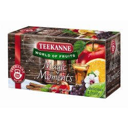 Teekanne Magic moments 20x2,5g filteres gyümölcs tea
