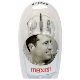 MAXELL EB-98, 3.5mm jack, Ezüst Fülhallgató