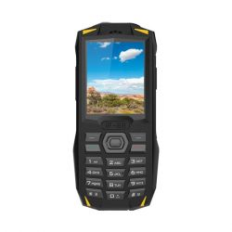 "Blackview BV1000 2.4"" 32MB Dual SIM fekete strapabíró mobiltelefon"
